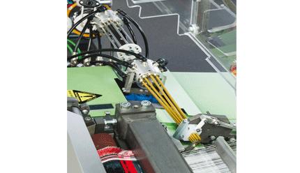 Etiket endüstrisi için yeni havajet teknolojisi